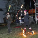 Potter Dee - Sword and Gillian Tunney - Twin Hoops
